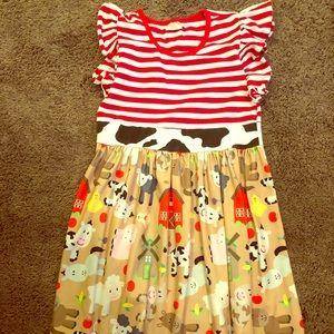 Other - Girls farm dress